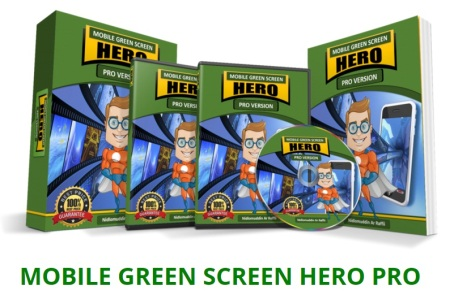 Mobile Green Screen Hero Pro